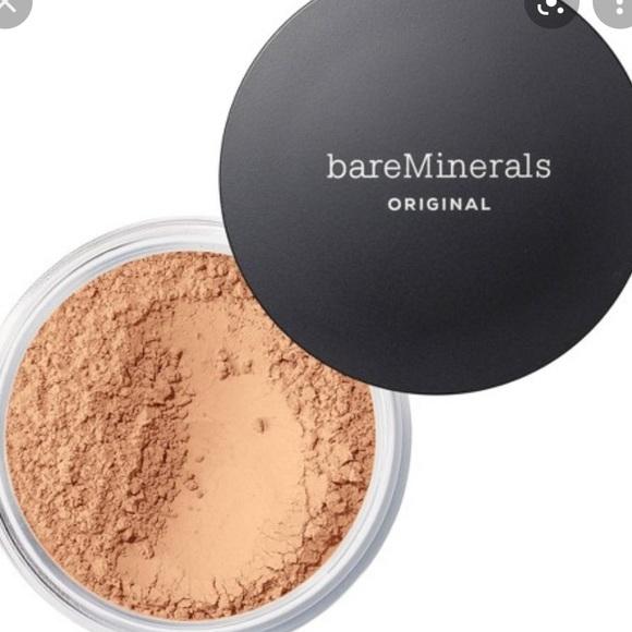 Bare minerals powder foundation soft medium 11